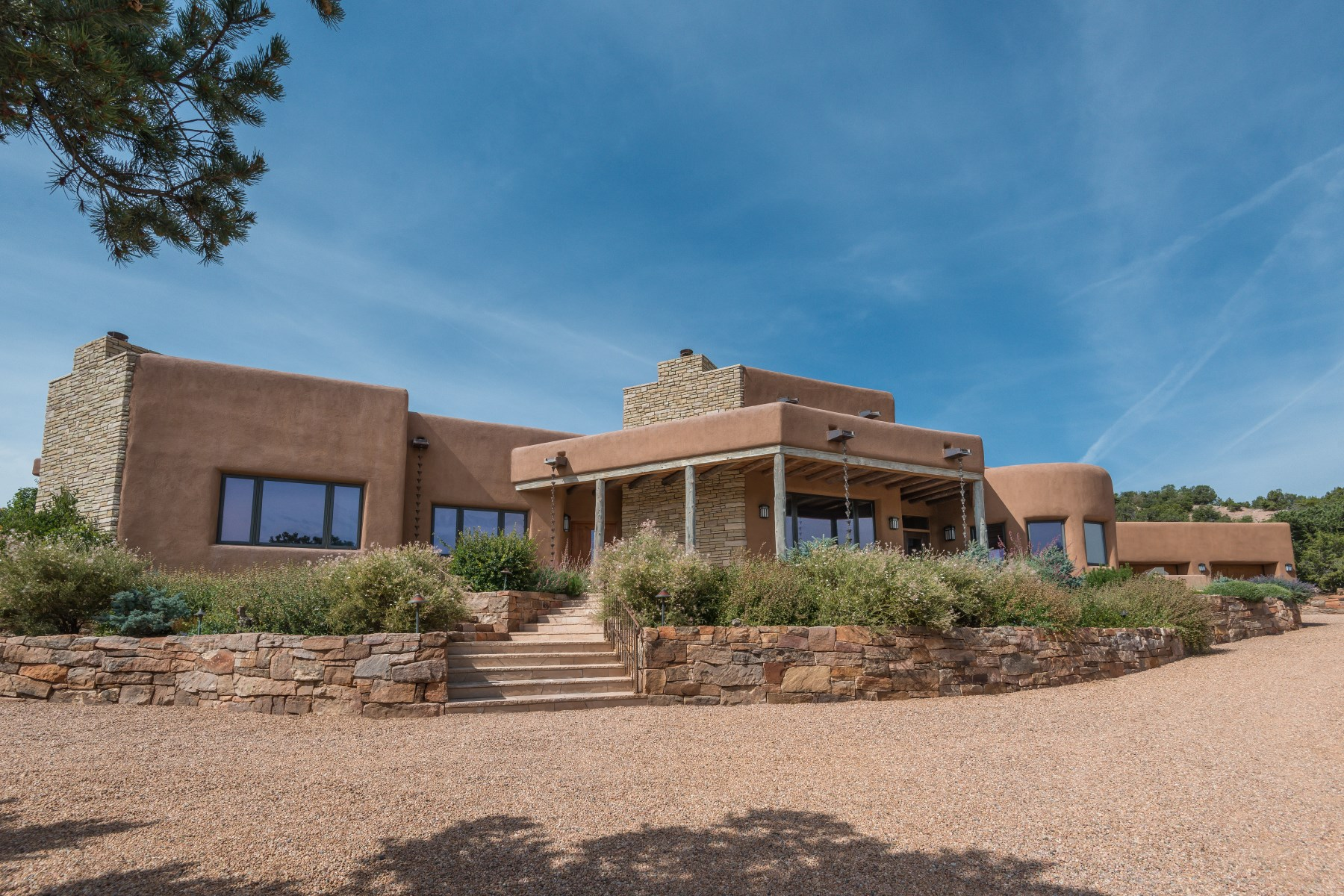 Single Family Home for Sale at 2962 Broken Sherd Trail Santa Fe City Northwest, Santa Fe, New Mexico 87506 United States