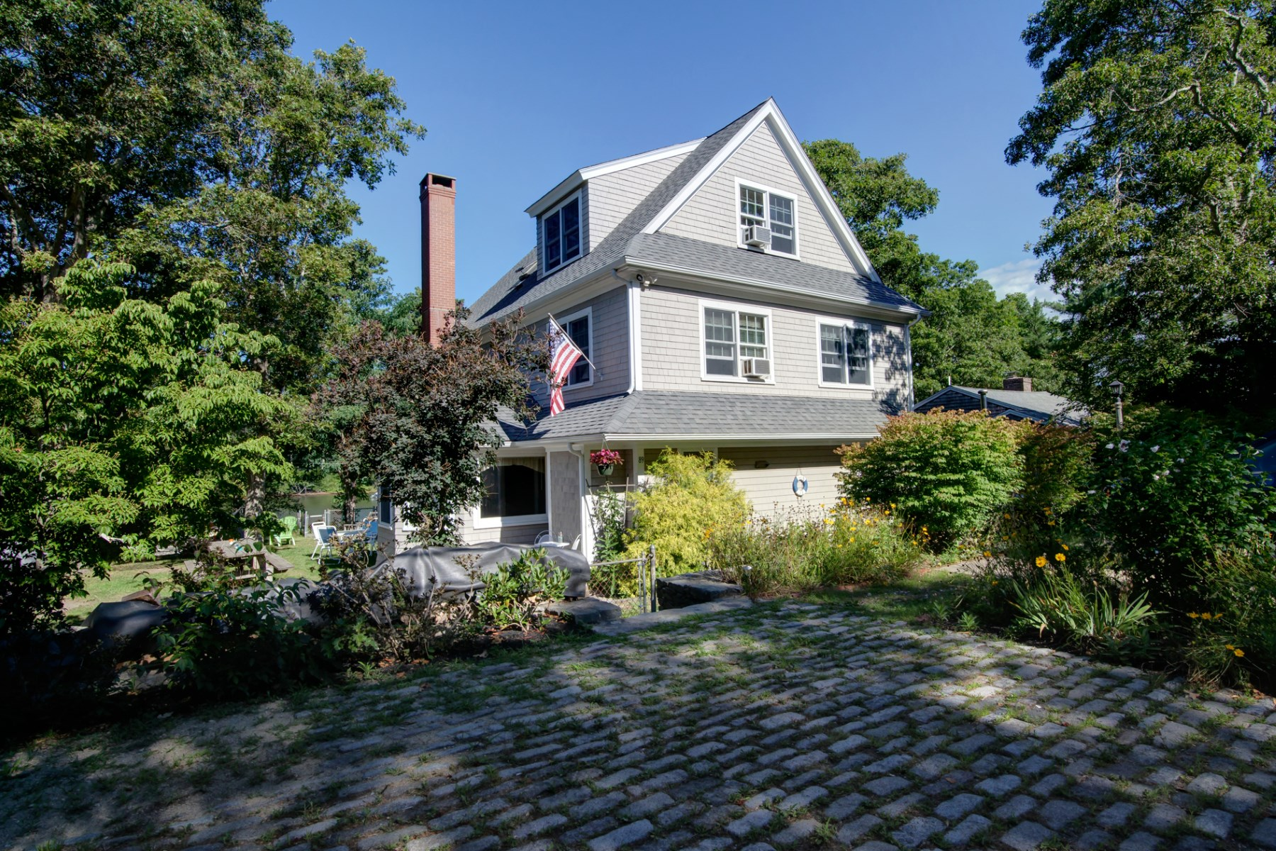 Single Family Home for Sale at Waterview Cape Escape 89 Shorewood Drive Falmouth, Massachusetts, 02536 United States