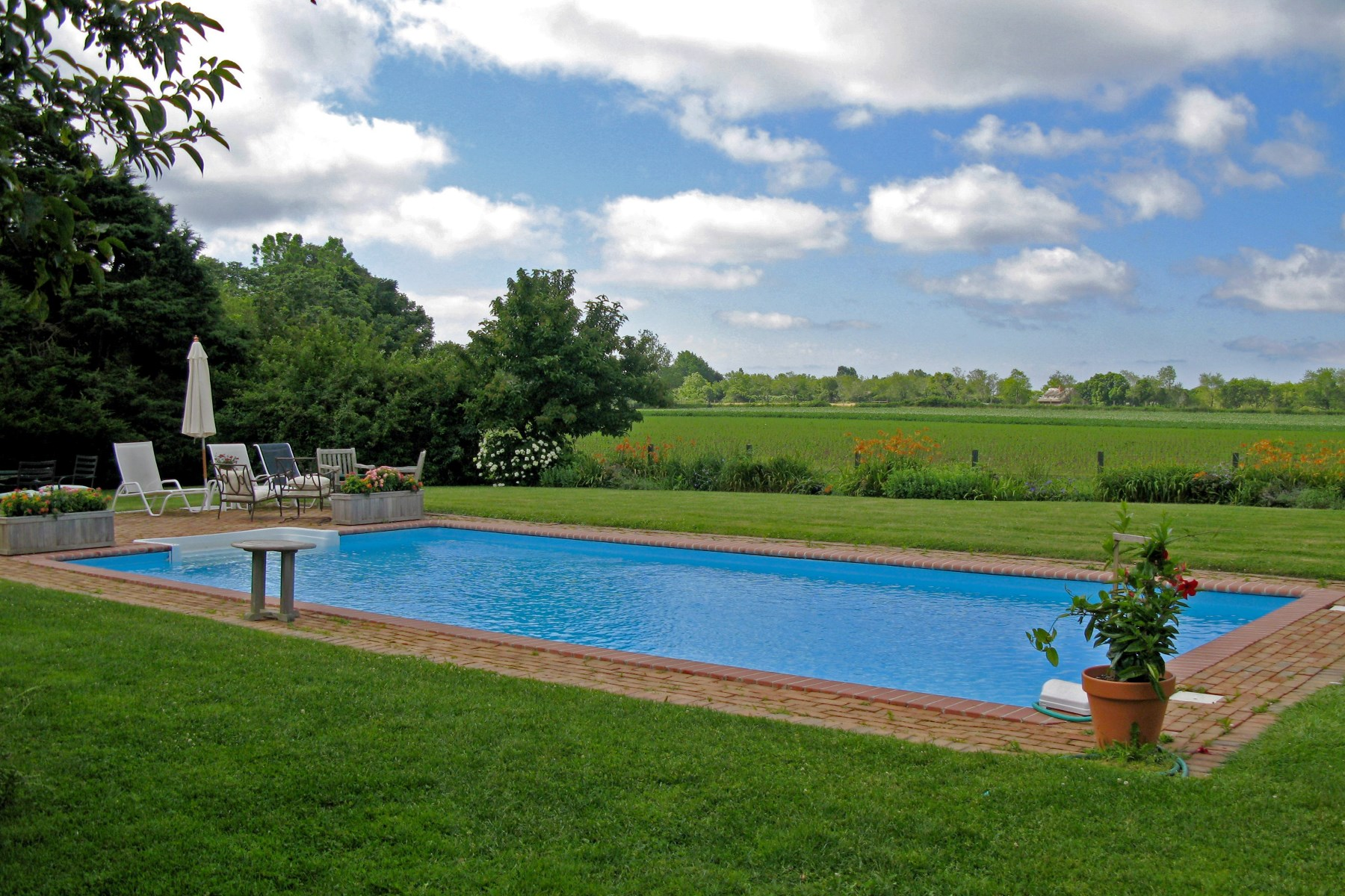 Property Of Sagaponack South - Field Views