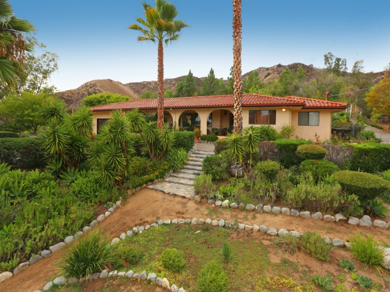 Property For Sale at Riverwood Ranch Hacienda with Views