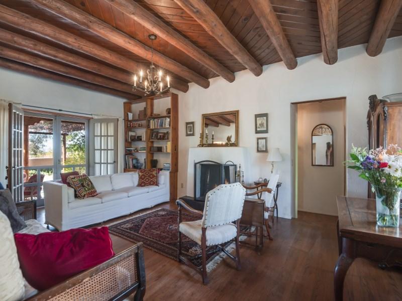 Single Family Home for Sale at 2352 Santa Barbara Santa Fe City Southeast, Santa Fe, New Mexico 87505 United States