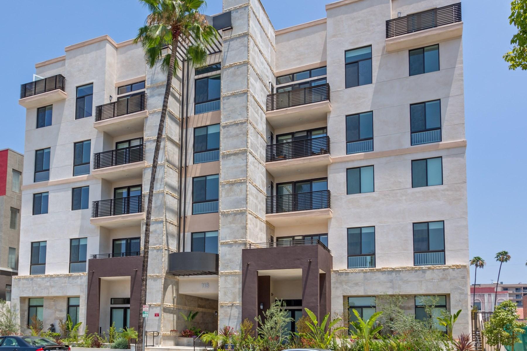 Condominio per Vendita alle ore 118 S Kenwood Street #503 118 Kenwood Street Unit #503 Glendale, California, 91205 Stati Uniti