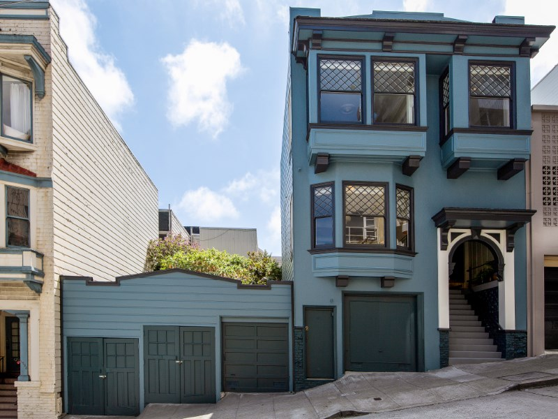 Multi-Family Home for Sale at 1263-1265 Clay Street Nob Hill, San Francisco, California 94108 United States