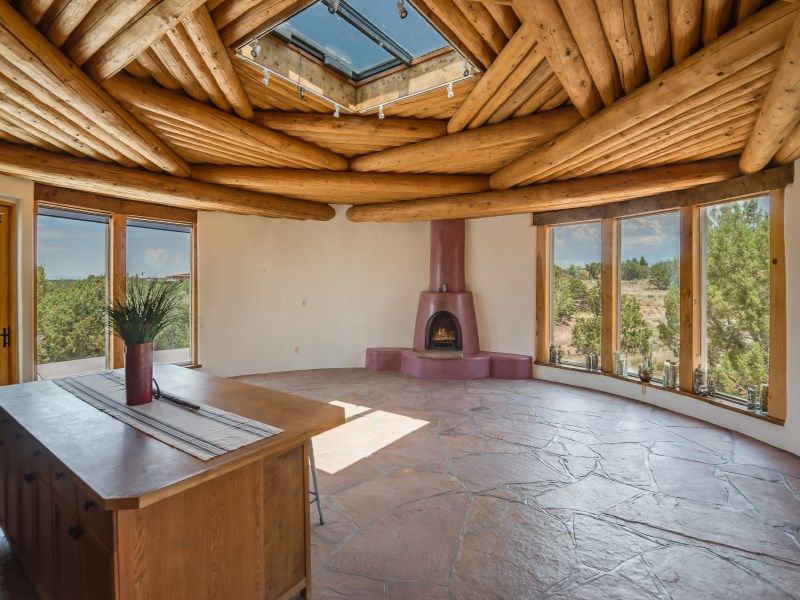 Single Family Home for Sale at 82 Sierra Azul Santa Fe City Northwest, Santa Fe, New Mexico 87506 United States