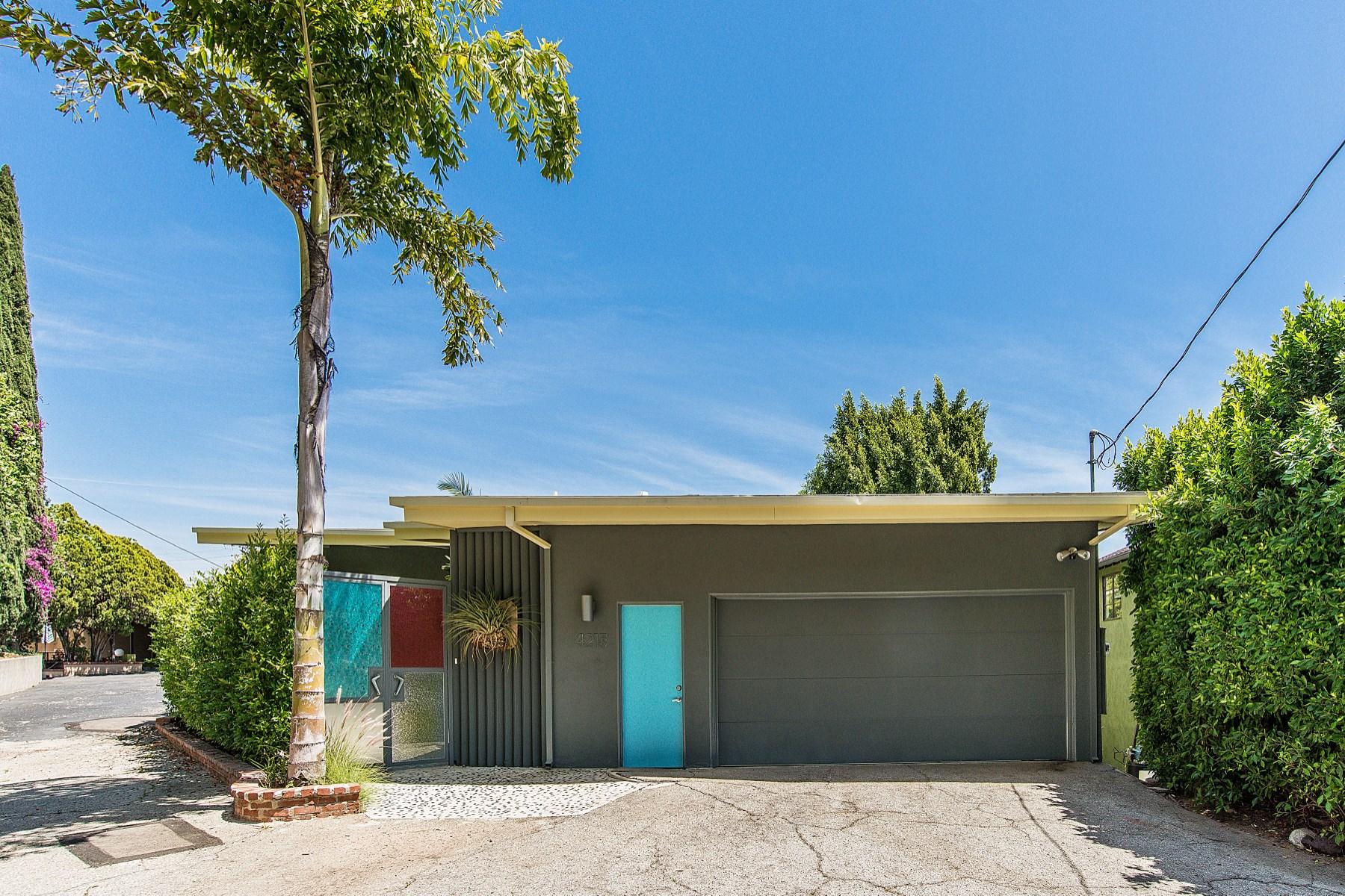 獨棟家庭住宅 為 出售 在 4215 Caledonia Way Glassell Park, Los Angeles, 加利福尼亞州, 90065 美國