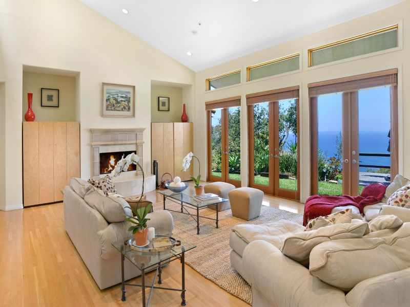 Tek Ailelik Ev için Satış at Massive Ocean Views With Total Privacy 20402 Little Rock Way Malibu, Kaliforniya 90265 Amerika Birleşik Devletleri