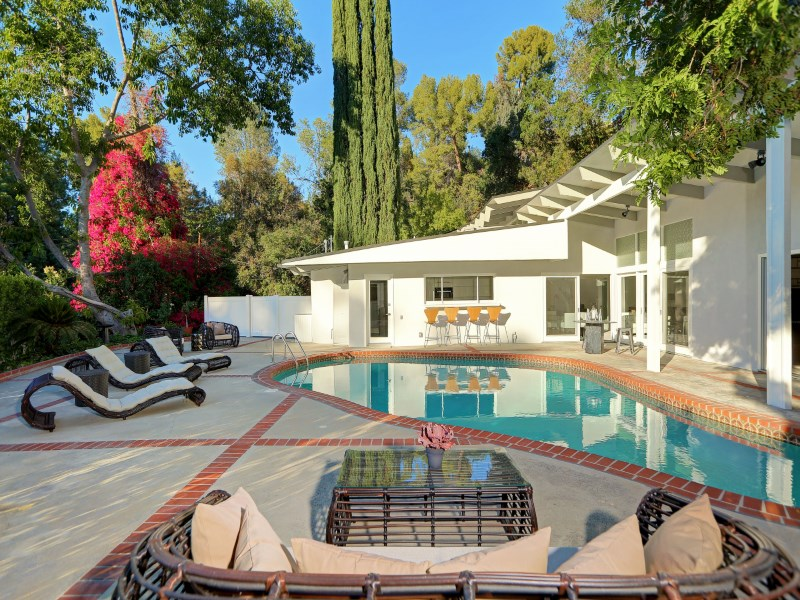 Property For Sale at Dramatic Mid-Century Villa