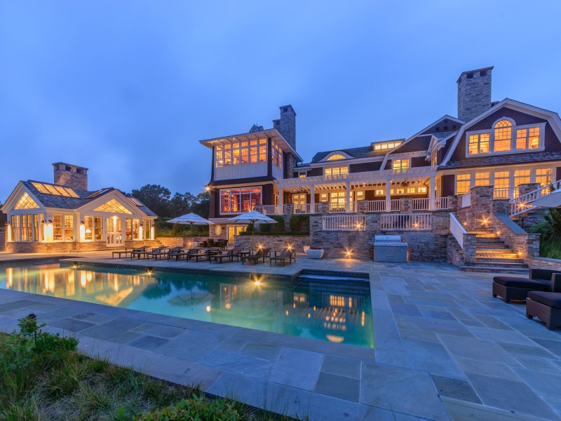 Single Family Home for Sale at Breathtaking Views - Watermill Water Mill, New York 11976 United States