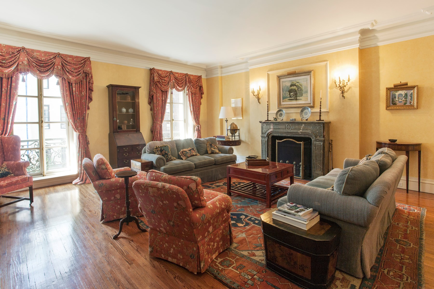 Co-op for Sale at Mansion Duplex Steps from the Park 35 East 68th Street Apt 3/4 Upper East Side, New York, New York, 10065 United States
