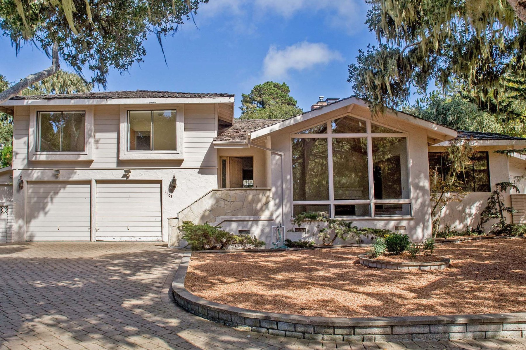 Single Family Home for Sale at Lovely Pebble Beach Home 1103 Mariners Way Pebble Beach, California 93953 United States