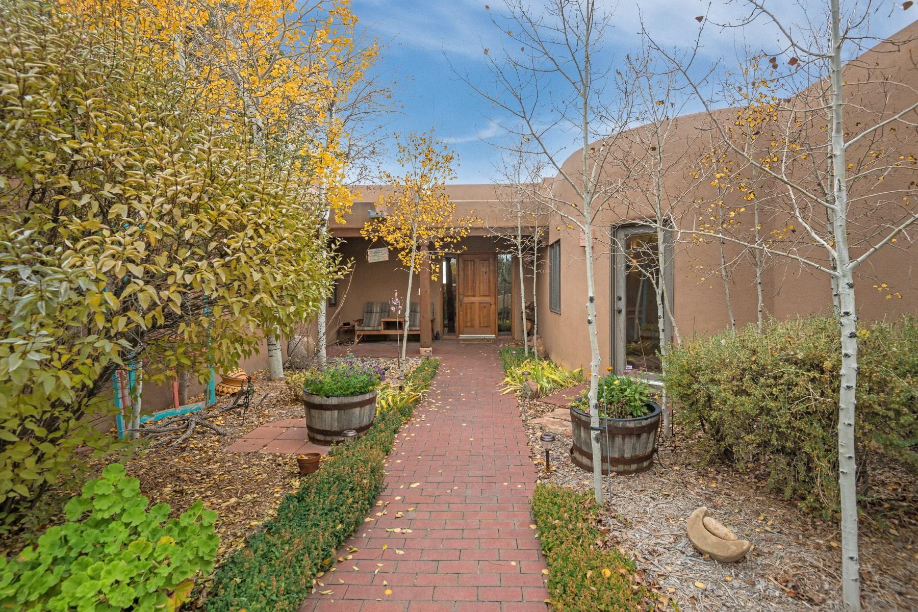 Single Family Home for Sale at 4 Caliente Road Eldorado, Santa Fe, New Mexico 87508 United States