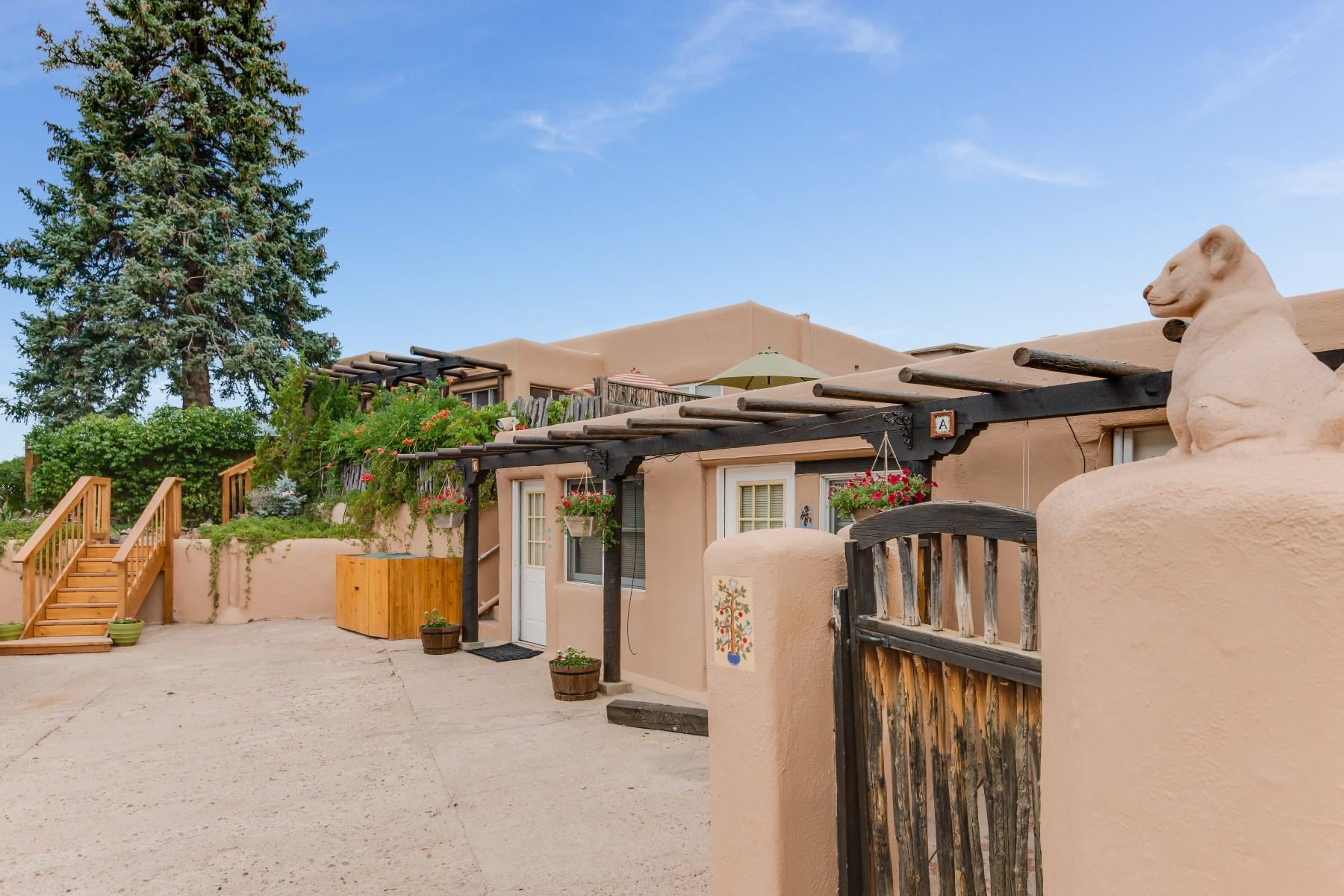 단독 가정 주택 용 매매 에 610 Paseo de la Cuma Santa Fe, 뉴멕시코, 87501 미국