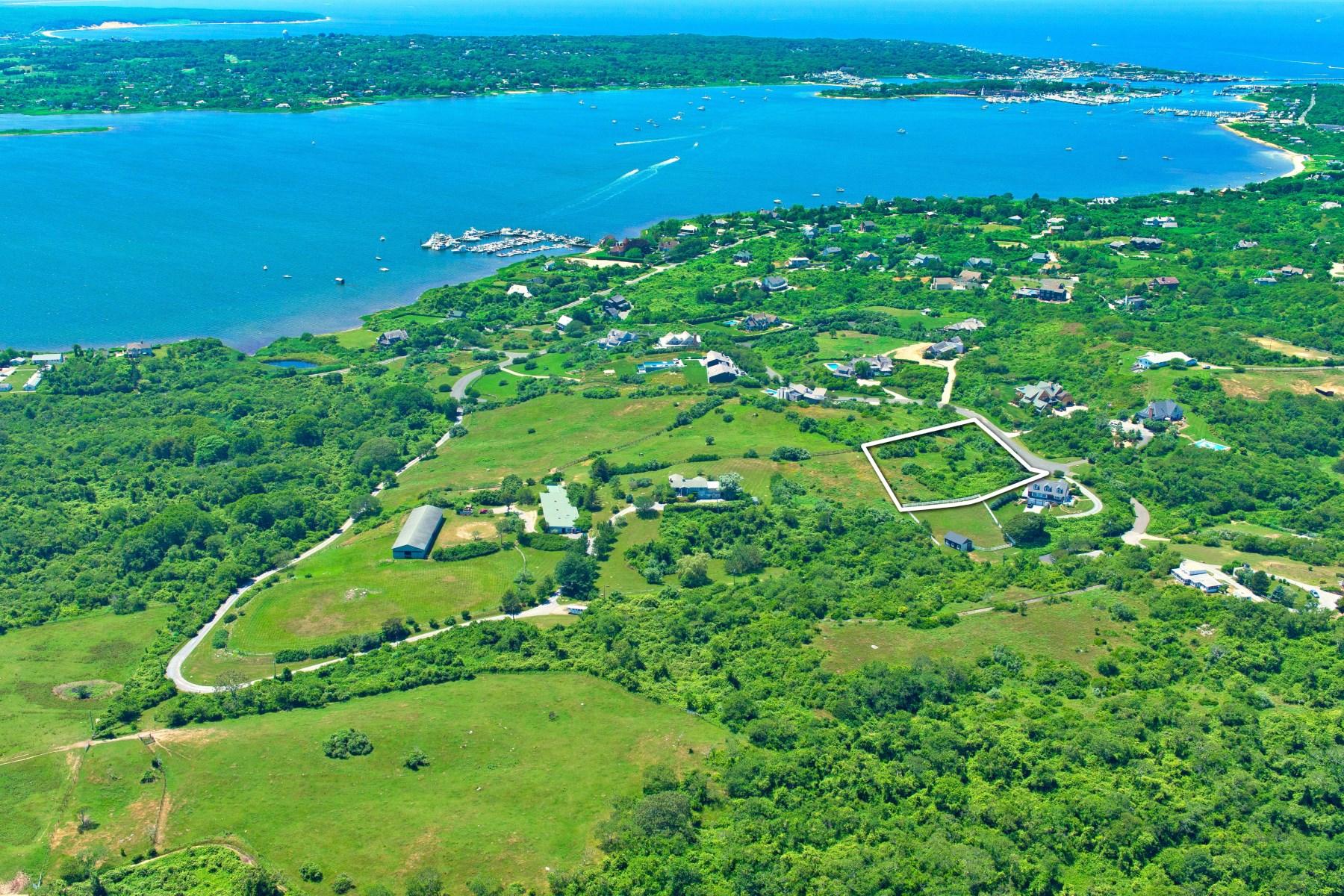 Terreno per Vendita alle ore Unsurpassed Beautiful Views Montauk, New York 11954 Stati Uniti