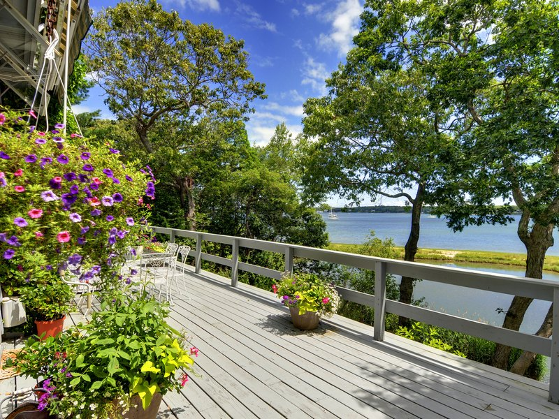 Property Of East Hampton Waterfront Elegance