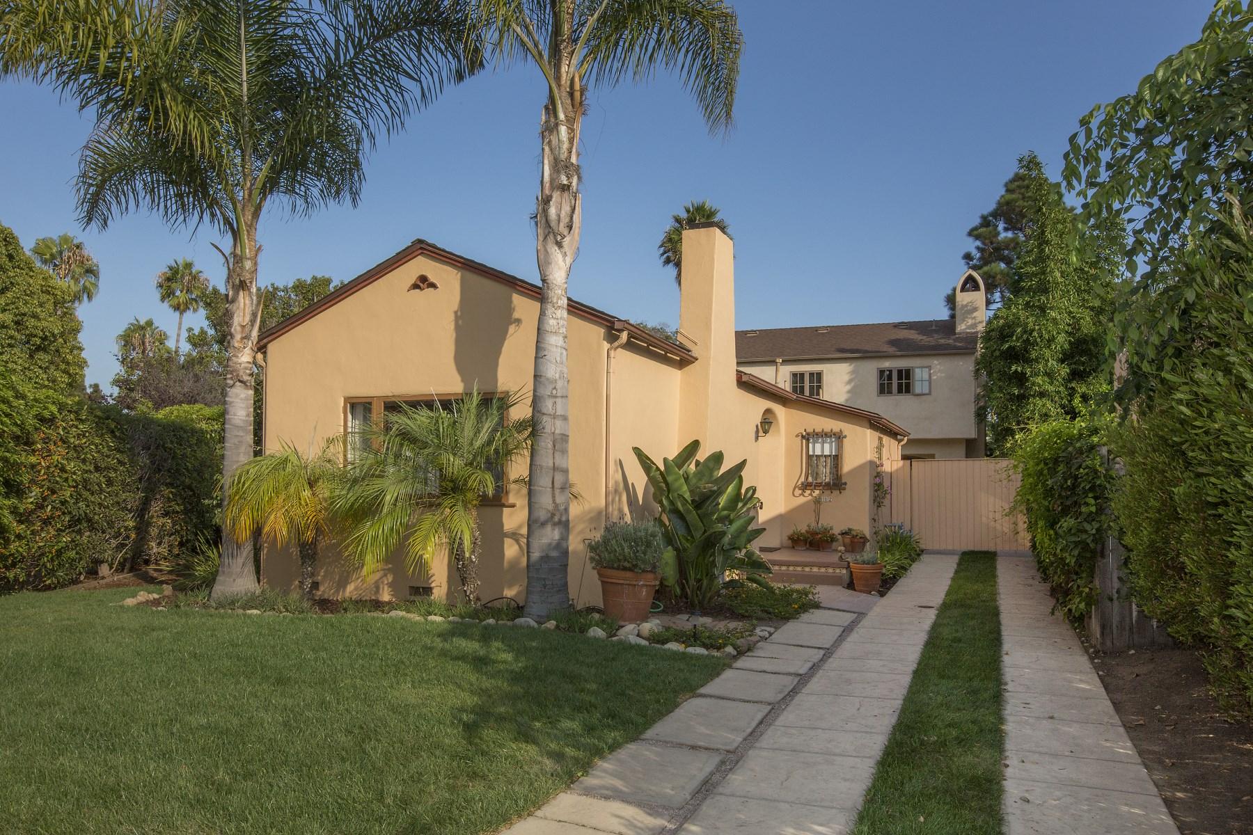 其它住宅 为 销售 在 Beach Town USA 1112 Linden Avenue 卡平特里亚, 加利福尼亚州, 93013 美国