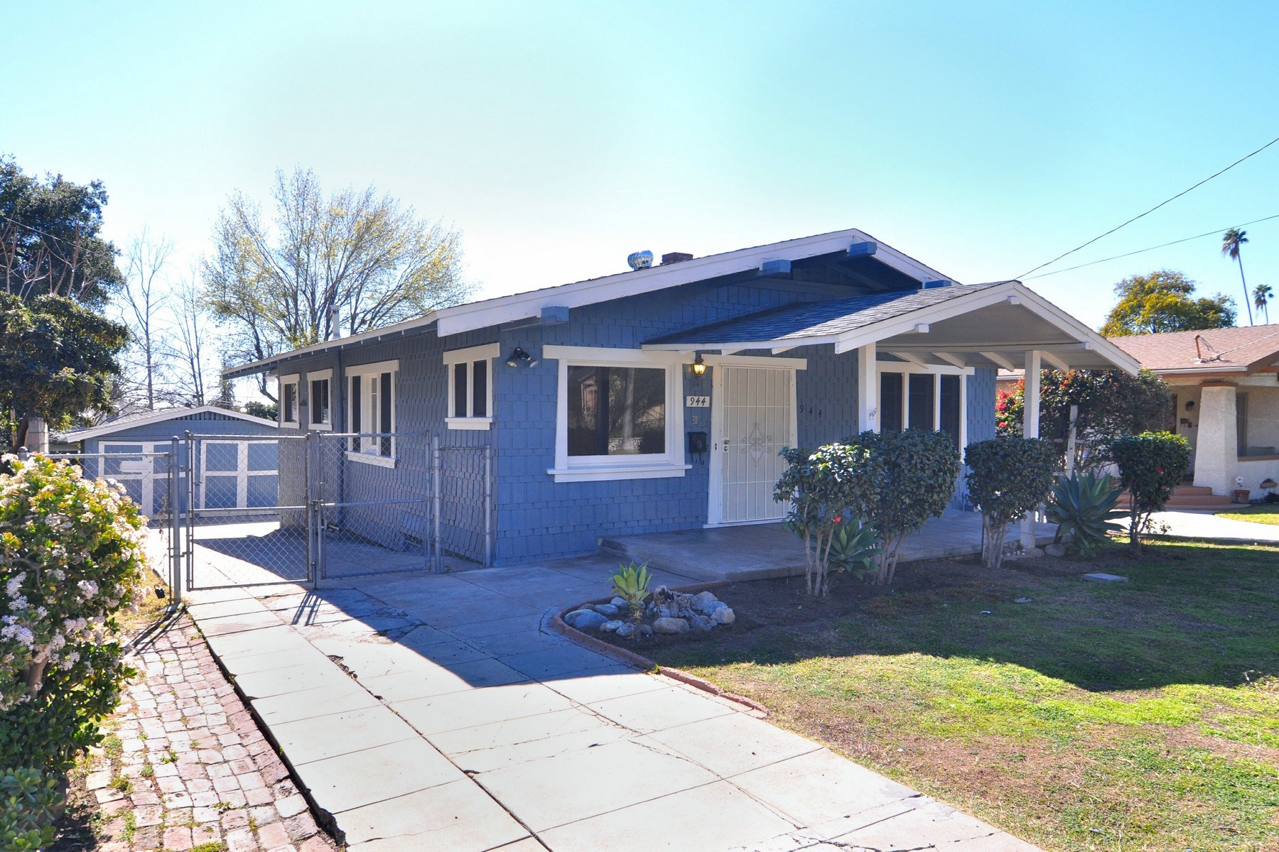 Property For Sale at Craftsman Home in Desirable Pasadena
