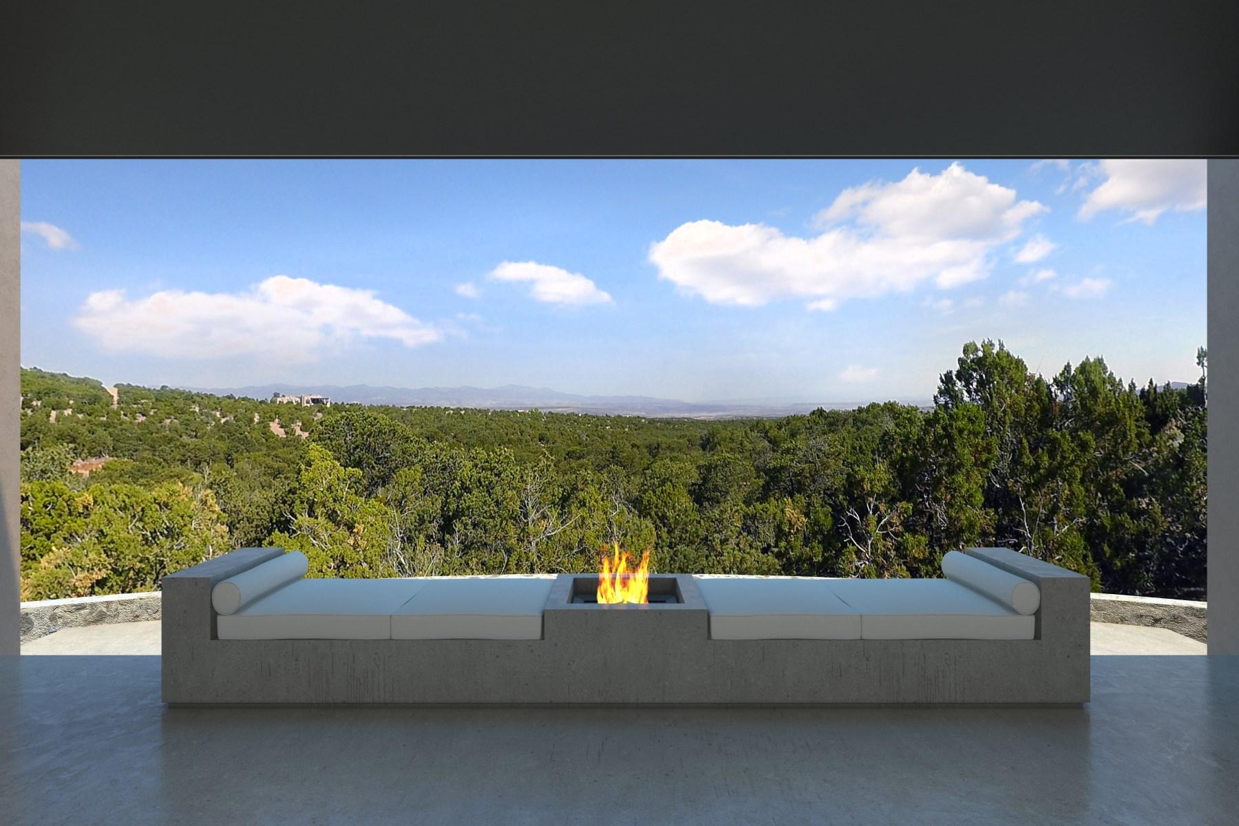 Maison unifamiliale pour l Vente à 3360 Monte Sereno Drive 3360 Monte Sereno Dr. Santa Fe City Northwest, Santa Fe, New Mexico, 87506 États-Unis