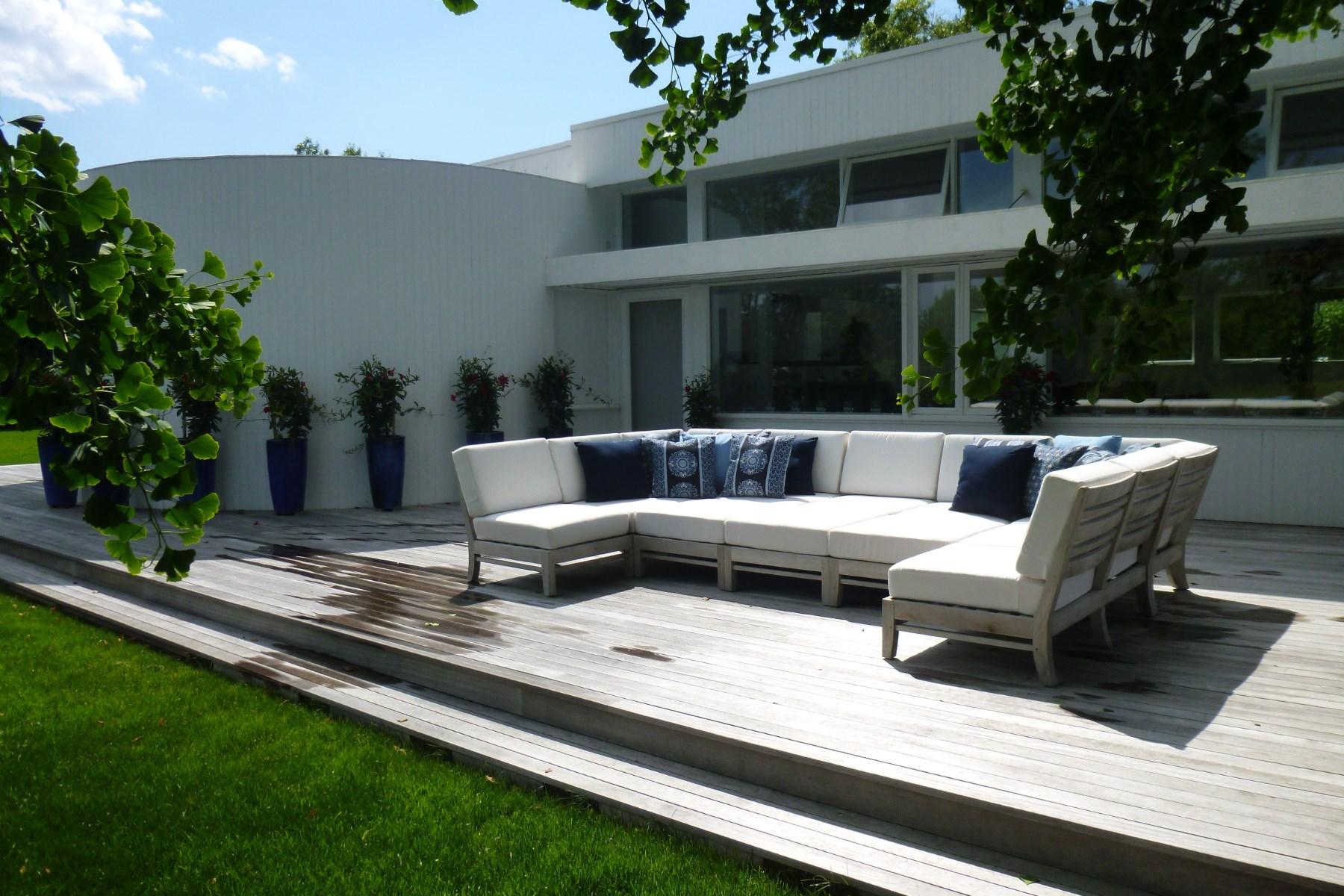 Property Of Sleek Contemporary Bridgehampton South
