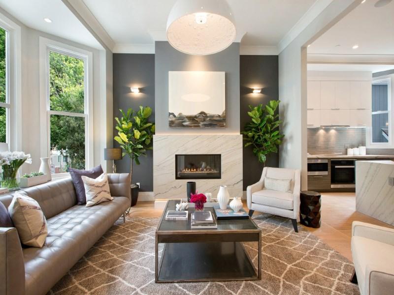 獨棟家庭住宅 為 出售 在 421 Oak Street Hayes Valley, San Francisco, 加利福尼亞州 94102 美國