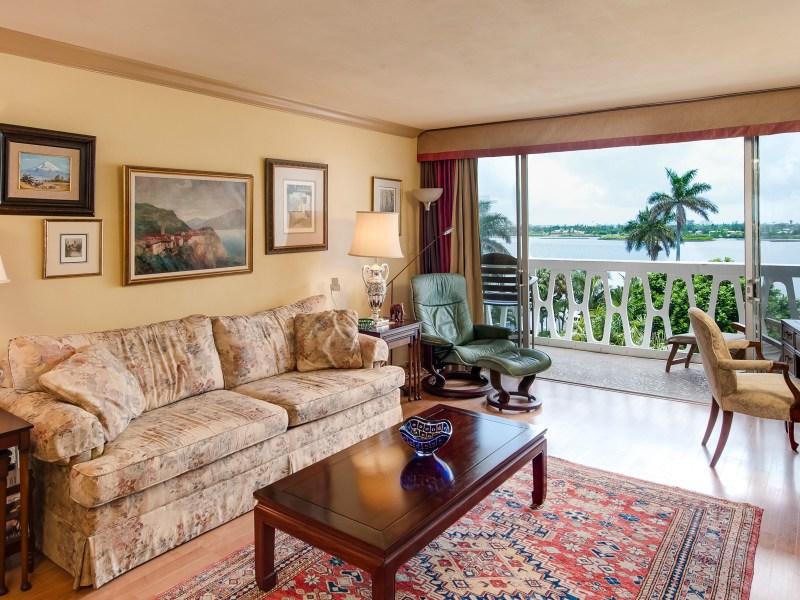 Condominium for Sale at President of Palm Beach Gem 2505 S Ocean Blvd # 604 Palm Beach, Florida 33480 United States