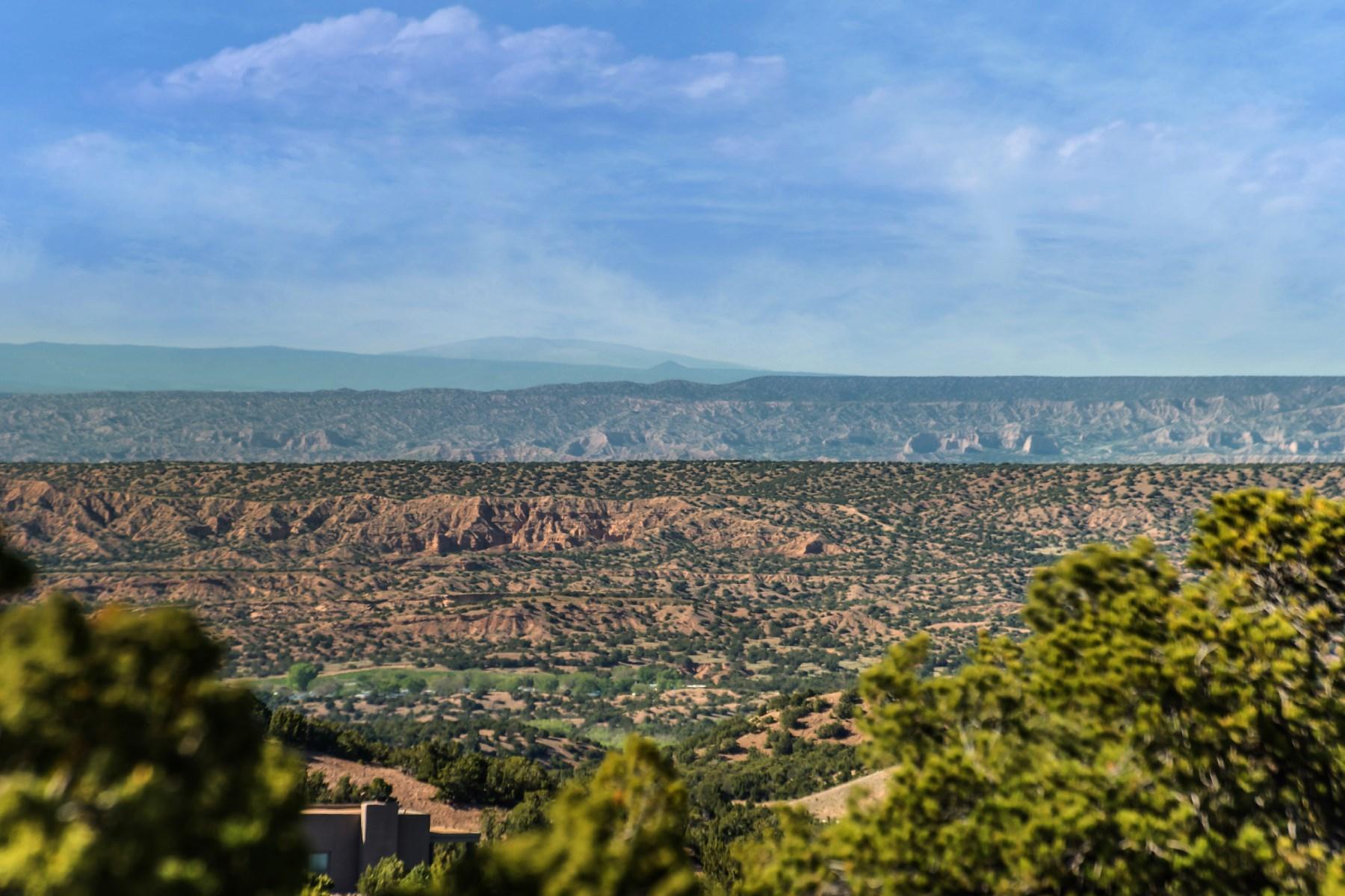 Terrain pour l Vente à 117 Valle Sereno Monte Sereno, Santa Fe, New Mexico 87506 États-Unis