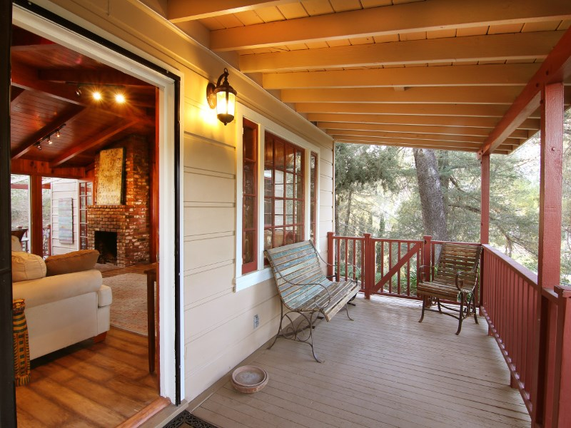 Single Family Home for Sale at 7834 Rim Canyon Road Sunland, California 91040 United States