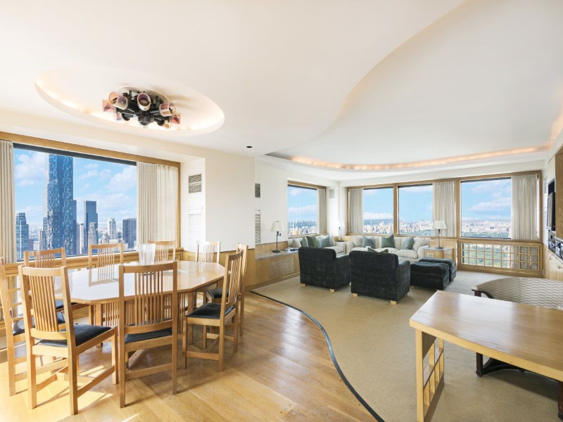 Condominium for Rent at 721 Fifth Avenue 721 Fifth Avenue Apt 62lh New York, New York 10022 United States