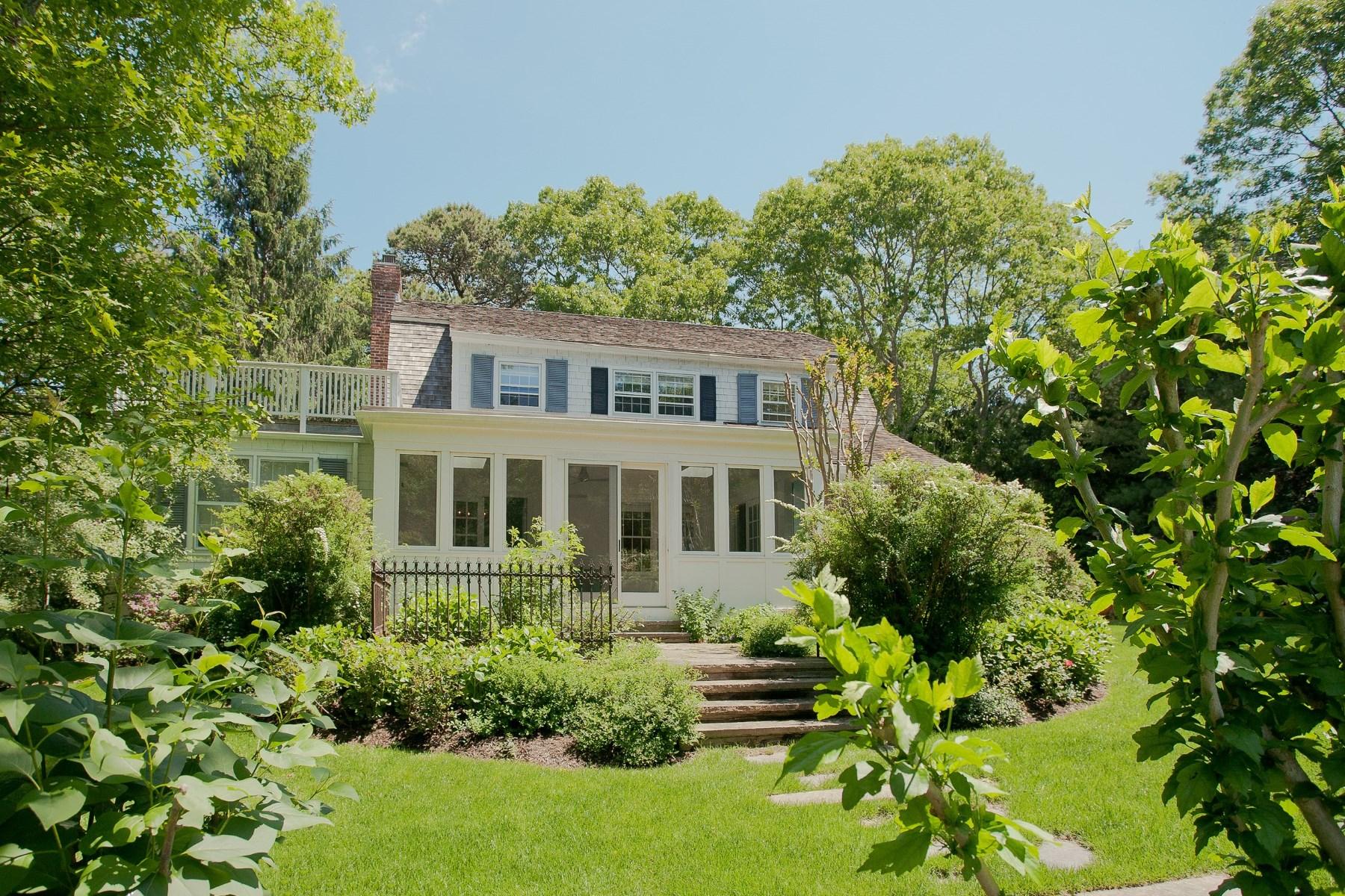 独户住宅 为 销售 在 Elegant Traditional East Hampton 东汉普顿, 纽约州, 11937 美国