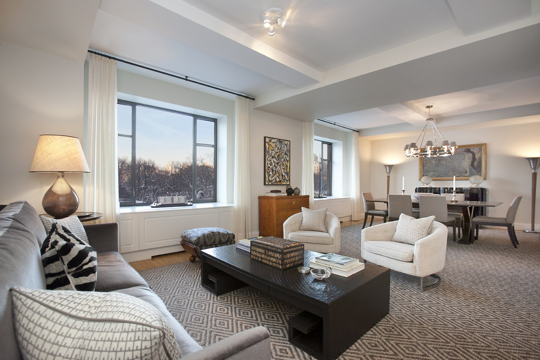 rentals property at 110 Central Park South, Apt 4A