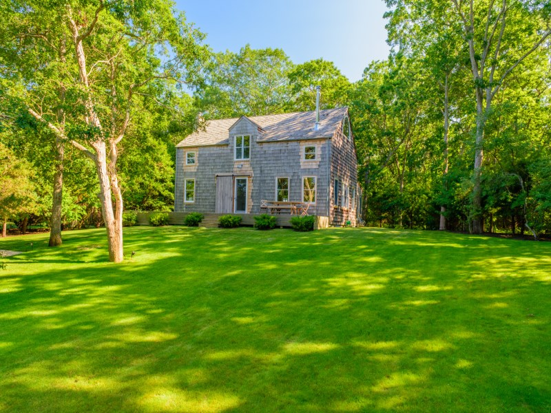 Single Family Home for Sale at Perfect Springs Compound 284 Old Stone Hwy Springs, East Hampton, New York 11937 United States