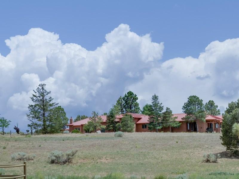 Fattoria / ranch / campagna per Vendita alle ore 224 Nine Mile Road Santa Fe, Nuovo Messico 87508 Stati Uniti