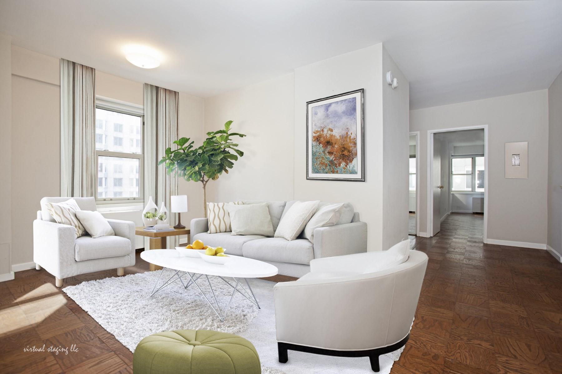 Condomínio para Venda às 159 West 53rd Street, Apt 23H 159 West 53rd Street Apt 23h New York, Nova York 10019 Estados Unidos