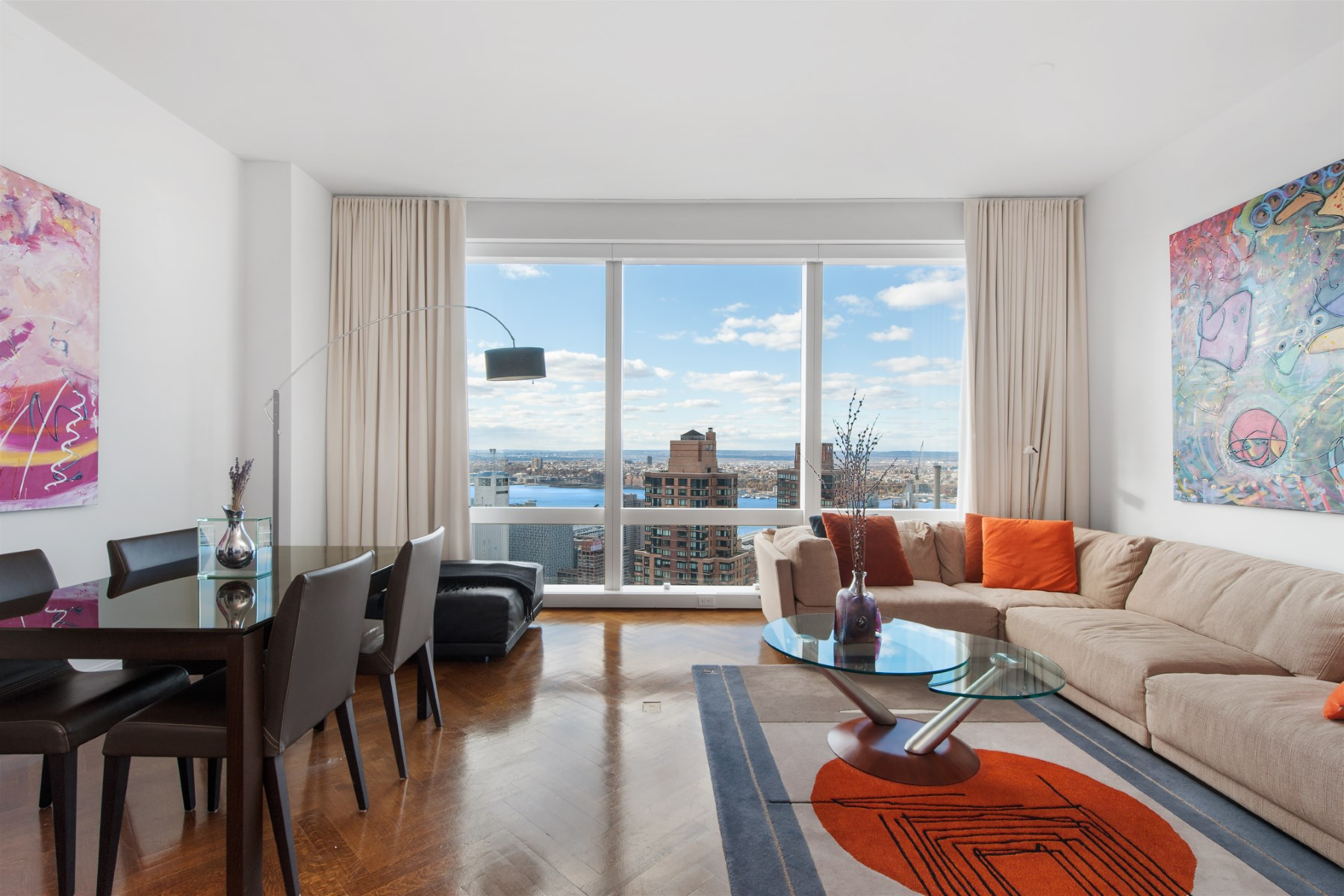 Property For Sale at Home in the Sky at the Mandarin Oriental
