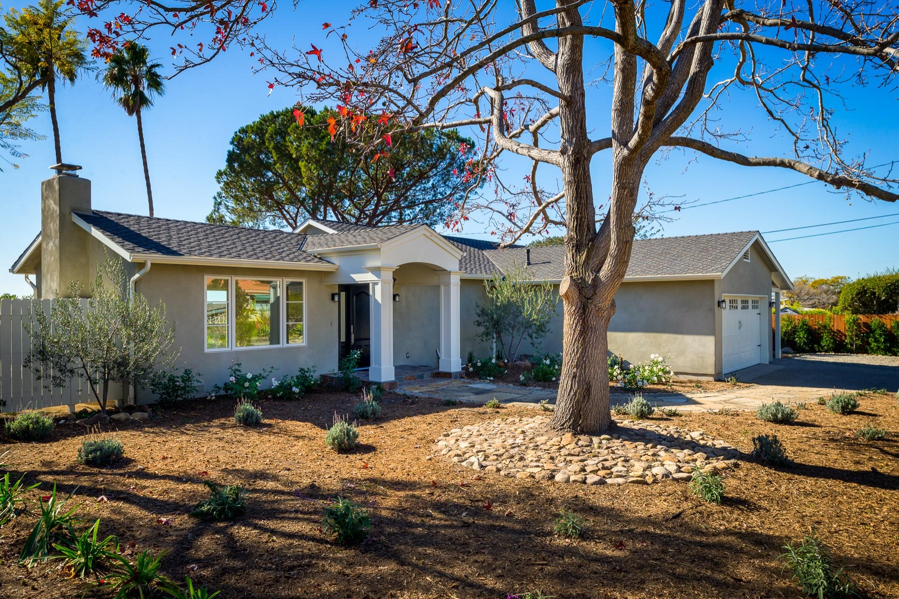 Property For Sale at Eucalyptus Hill Remodel with Ocean Views