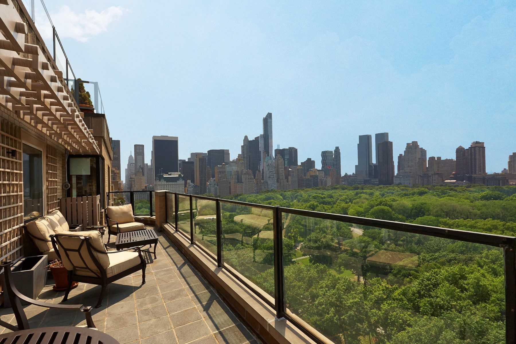 Copropriété pour l Vente à Spectacular Views at 875 Fifth Avenue Upper East Side, New York, New York 10065 États-Unis
