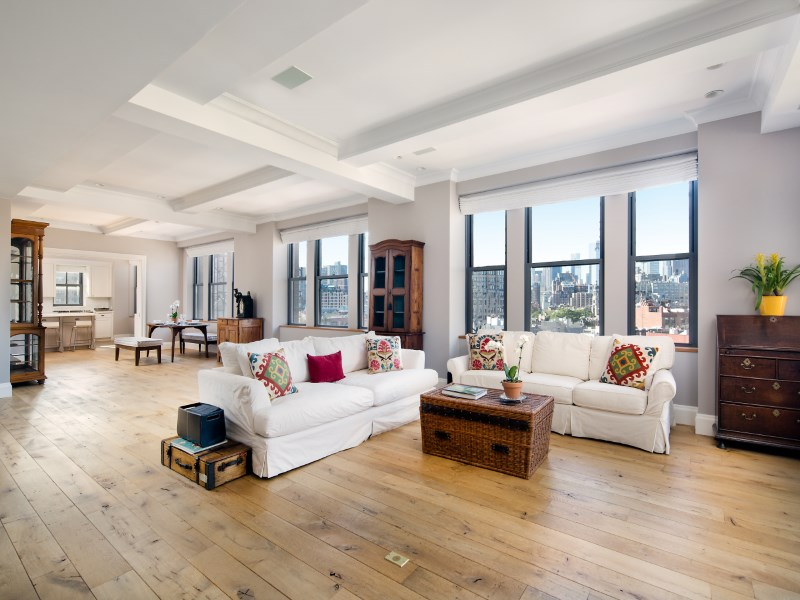 Condominium for Sale at 147 Waverly Place 147 Waverly Place Fl 9 West Village, New York, New York 10014 United States