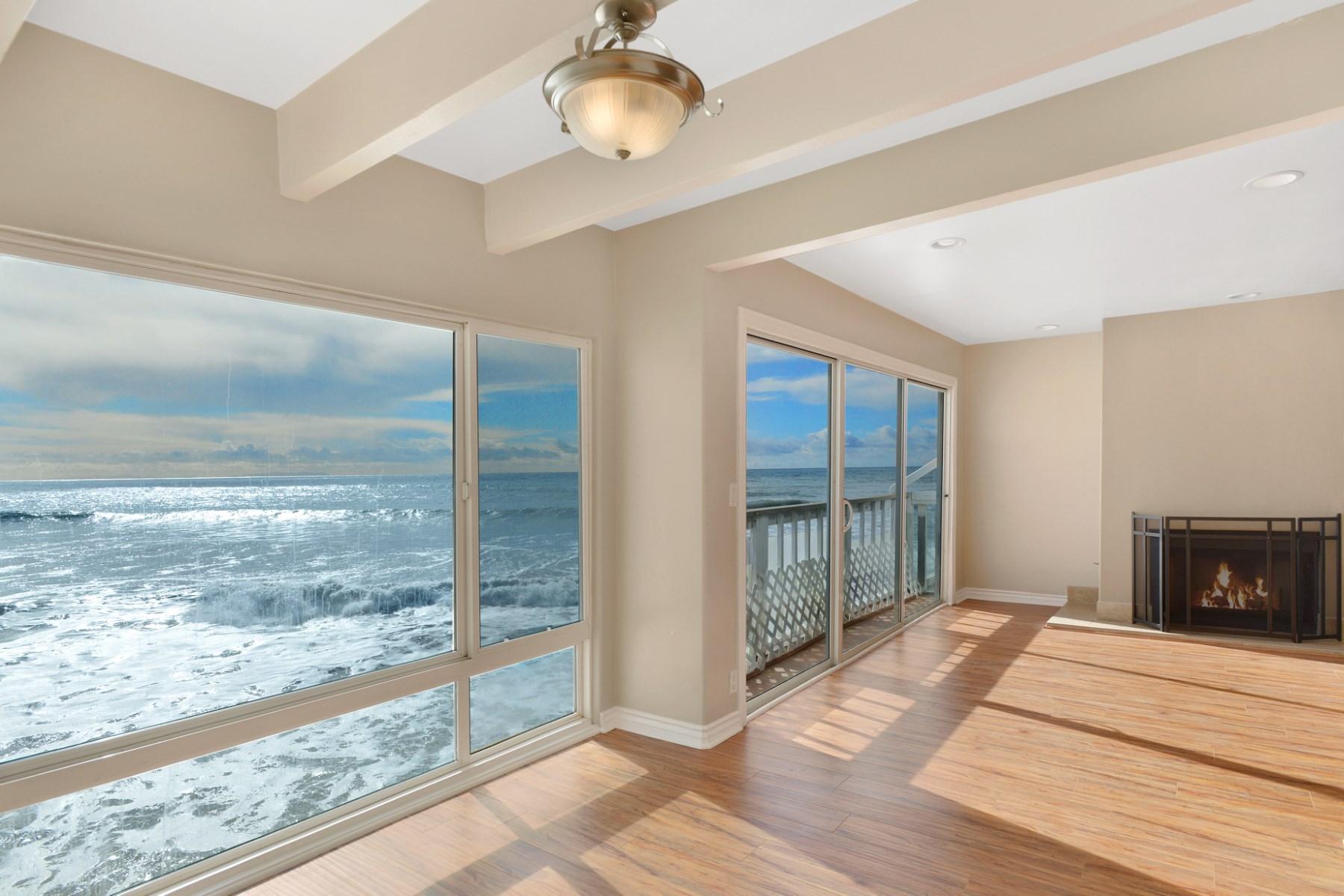 Tek Ailelik Ev için Satış at Las Tunas Beach 19302 Pacific Coast Hwy Malibu, Kaliforniya 90265 Amerika Birleşik Devletleri