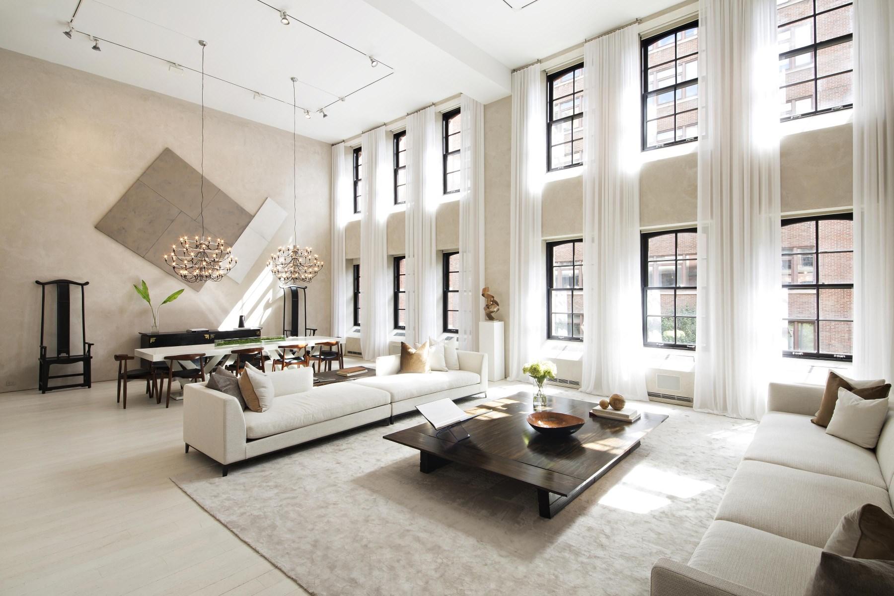 Appartement en copropriété pour l Vente à 43 Clarkson Street 43 Clarkson Street Apt 234A New York, New York, 10014 États-Unis