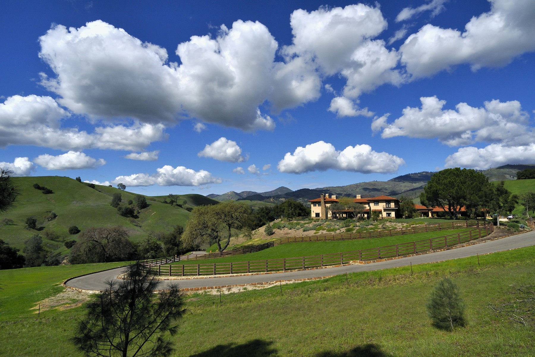 Farm / Ranch / Plantation for Sale at Rancho Latigo 3420 Brinkerhoff Avenue Santa Ynez, California, 93460 United States