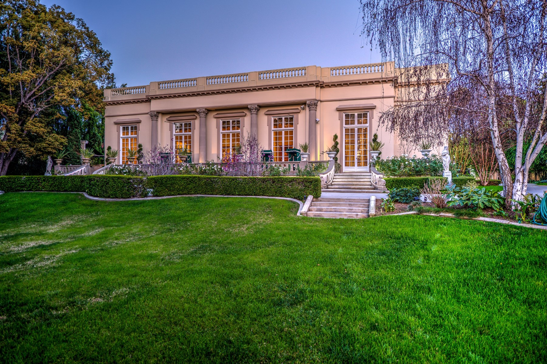 rentals property at French Neo- Classical Mansion