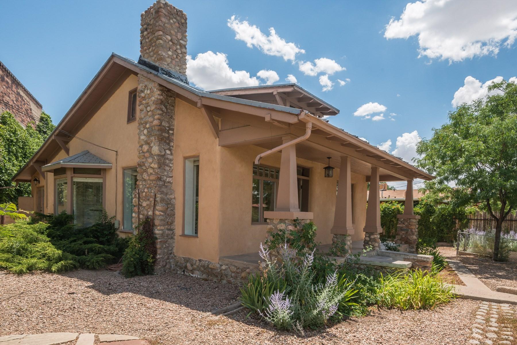 Einfamilienhaus für Verkauf beim 518 Agua Fria Santa Fe, New Mexico, 87501 Vereinigte Staaten