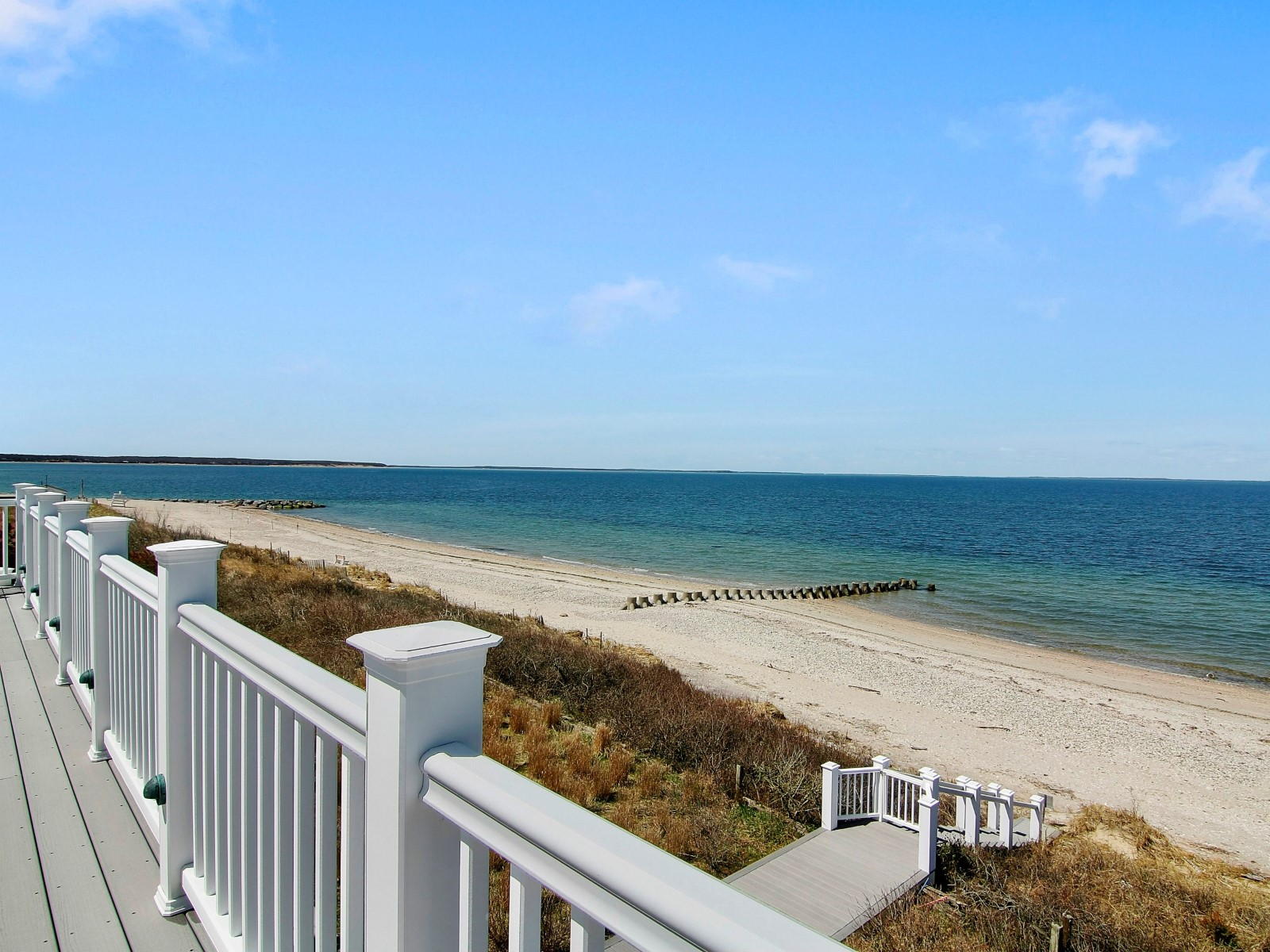 Single Family Home for Rent at Spectacular Waterfront Springs, East Hampton, New York 11937 United States
