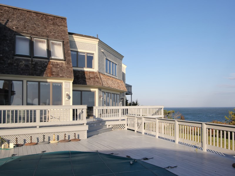 Property For Sale at Oceanfront on Nantucket Sound