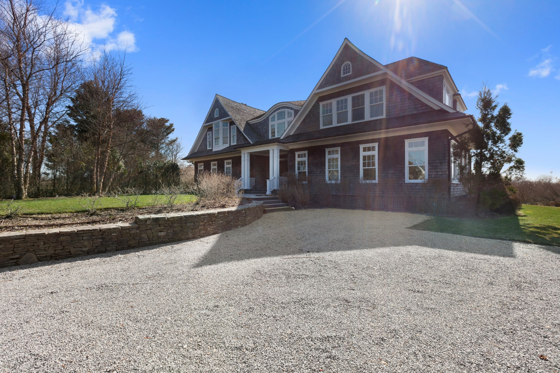Single Family Home for Rent at Summer Oasis on Mecox Bay Bridgehampton South, Bridgehampton, New York, 11932 United States