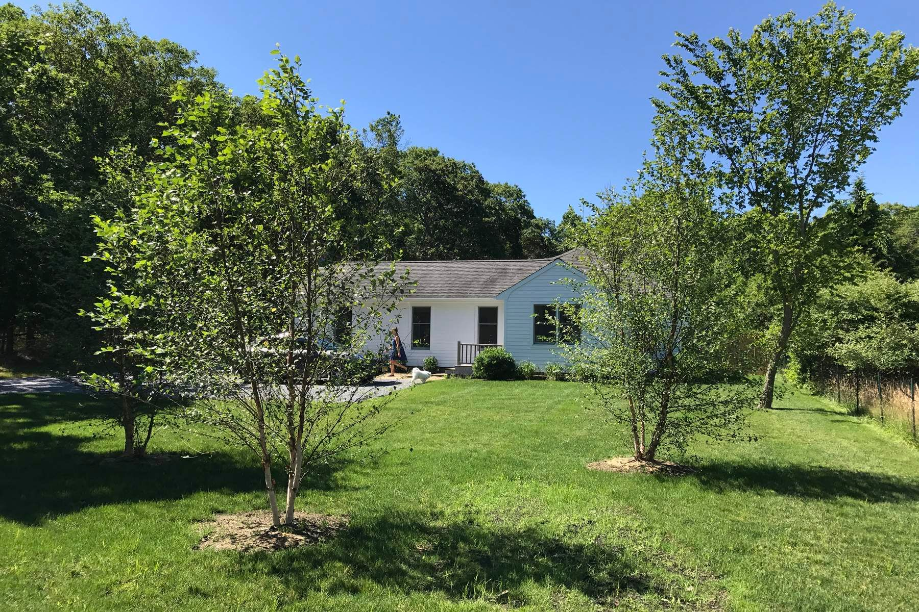 Single Family Home for Rent at Old Stone Compound 298 Old Stone Highway East Hampton, New York 11937 United States