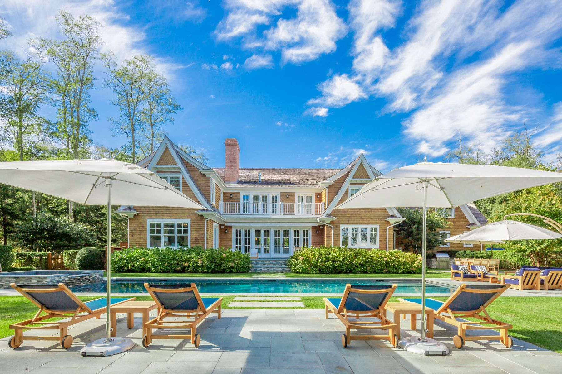 Single Family Home for Active at Premier North Haven Estate 14 Fairlea Court Sag Harbor, New York 11963 United States