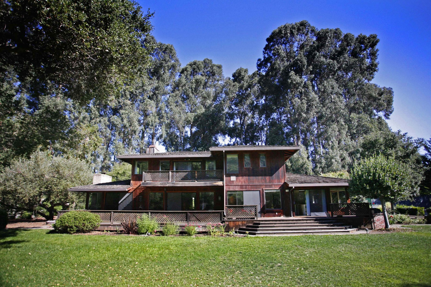 Maison unifamiliale pour l Vente à Carmel Valley Estate Property 27299 Prado Del Sol Carmel, Californie, 93923 États-Unis