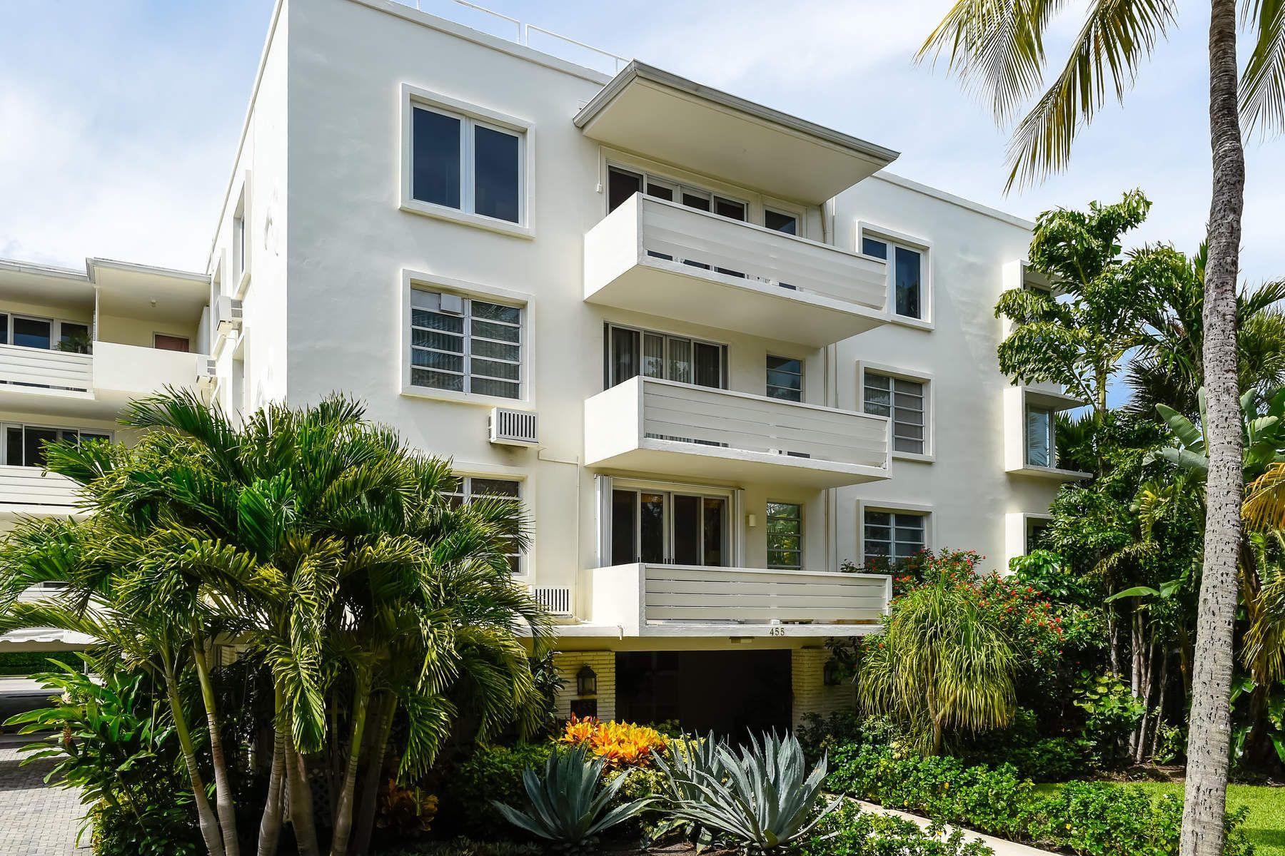 共管式独立产权公寓 为 出租 在 Fabulous Intracoastal Views 455 Worth Ave 407, 棕榈滩, 佛罗里达州, 33480 美国