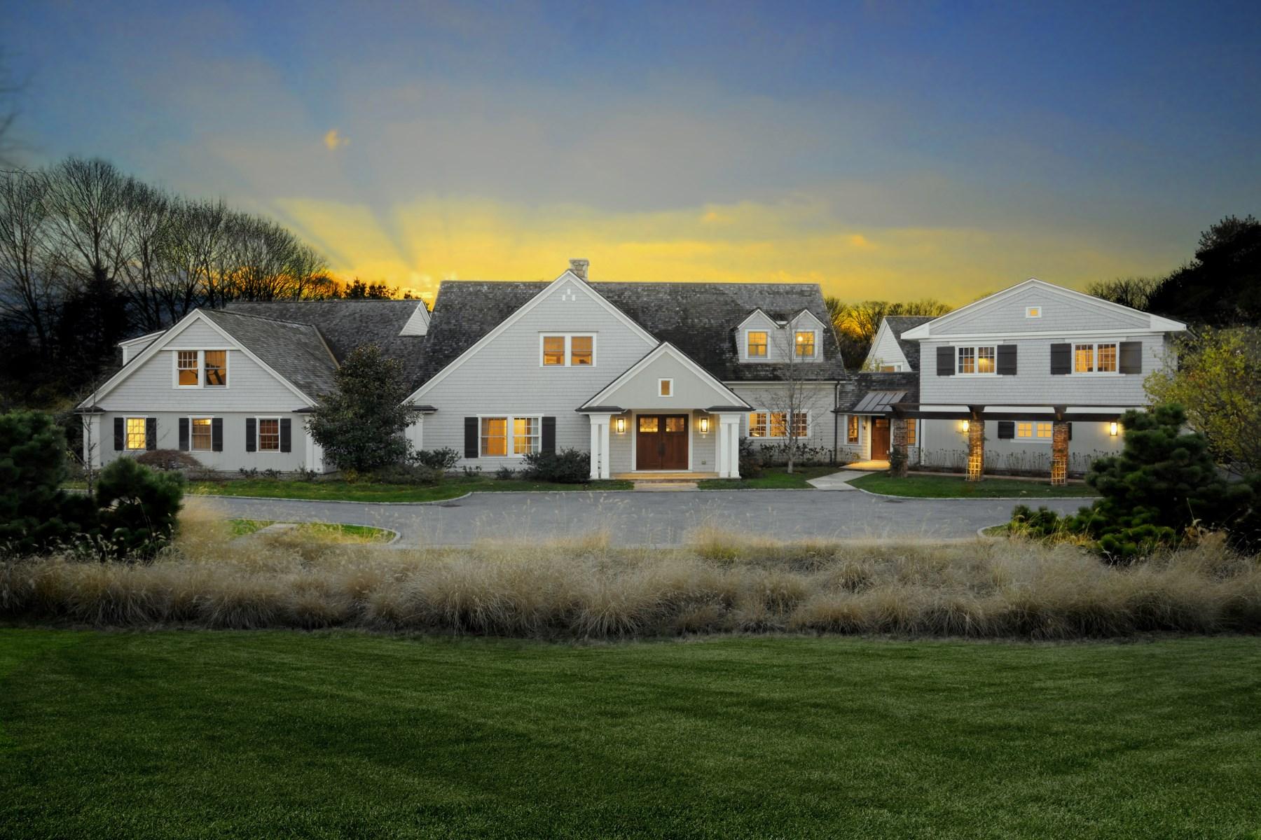 Nhà ở một gia đình vì Bán tại 636 Riversville Road Backcountry, Greenwich, Connecticut, 06831 Hoa Kỳ