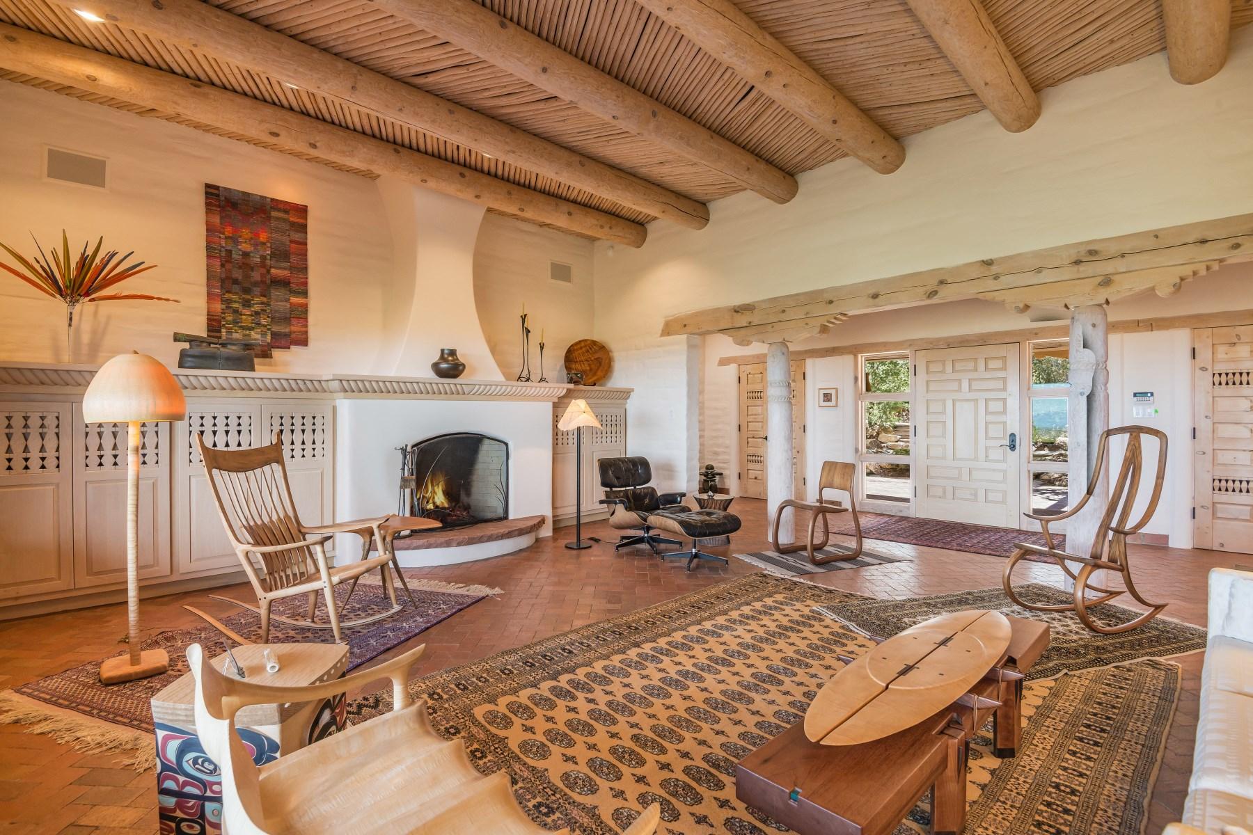 단독 가정 주택 용 매매 에 700 Panorama Lane Santa Fe City Northeast, Santa Fe, 뉴멕시코, 87501 미국